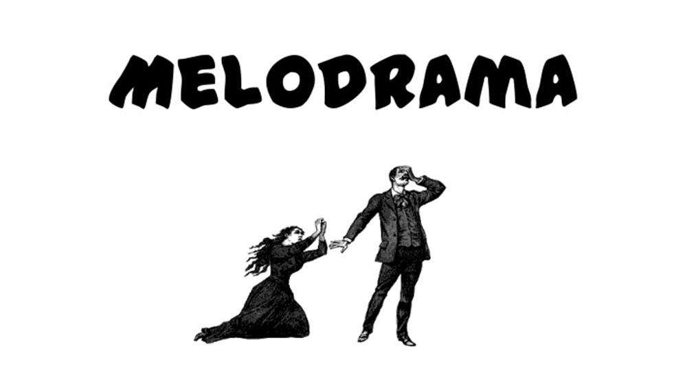 Drawing of Melodrama