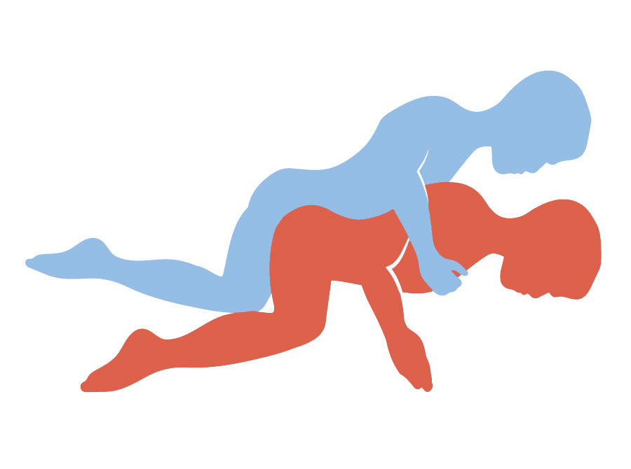 Spooning Sex position for Gay